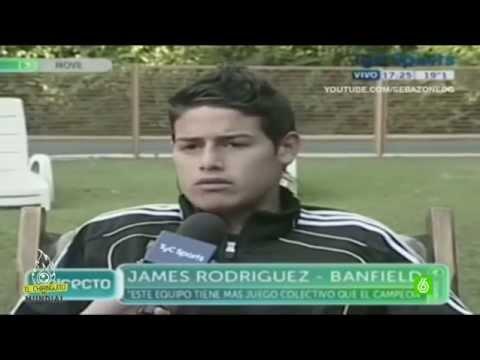 James Rodríguez, el lado más desconocido de la estrella del Mundial Brasil 2014