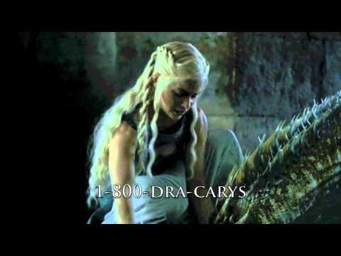 Game of Thrones SPCA Spoof ft. Sarah McLachlan