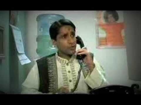 Telangana Call Center Comedy video