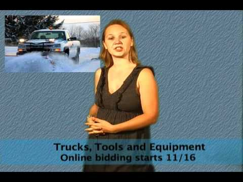Cottage City MD is liquidating its excess trucks, vehicles, trailers, heavy equipment, machinery and tools by internet only bidding. Take a look, somebody is...