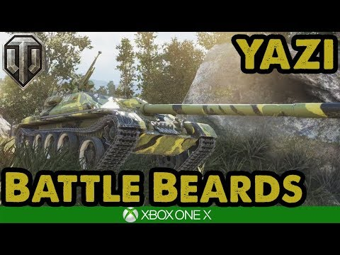 WoT / YAZI - Battle Beards  / Xbox One X