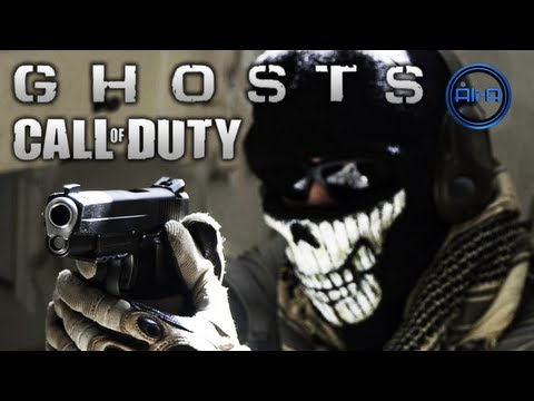Call of Duty: Ghosts! - Exclusive Ghosts Event & Ghost is DEAD!? - (COD BO2 Gameplay)