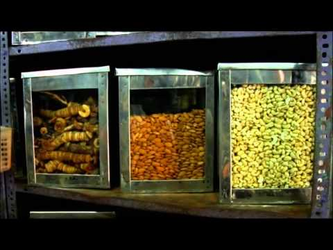 Native Spices in Kerala - World Kitchen