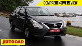 2014 Nissan Sunny Facelift | Comprehensive Review | Autocar India