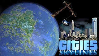 EXTREME CITY RESTRUCTURING - Cities Skylines [Los Vooperis] #30
