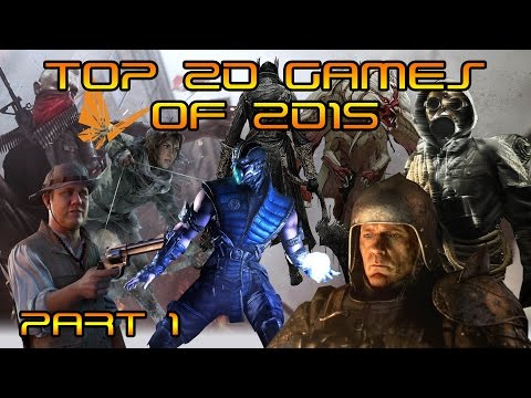 Top 20 Most Anticipated Games of 2015 - PART 1 (20 - 11) [1080p] TRUE-HD QUALITY