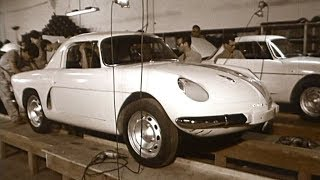 1962 Willys Interlagos (Alpine A108) Production in Sao Paulo, Brazil (Portuguese)