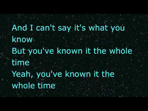 two door cinema club-what you know lyrics