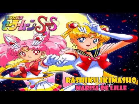 Rashiku Ikimasho (Sailor Moon Super S Ending 2) Cover Latino By Marisa De Lille