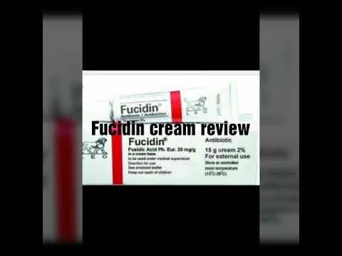 Fucidin cream review
