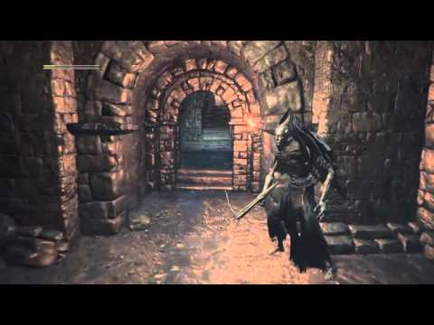 A Marine Biologist plays Dark Souls 3: How to find the old cell key