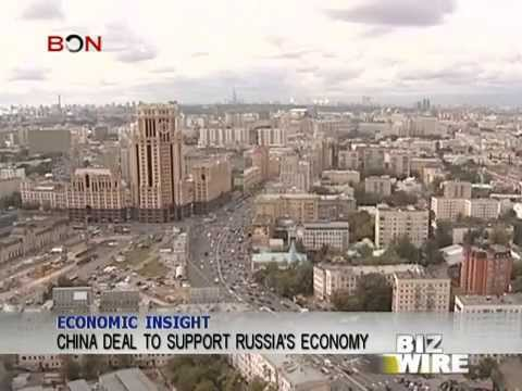 China deal to support Russia's economy - Biz Wire - May 20,2014 - BONTV China