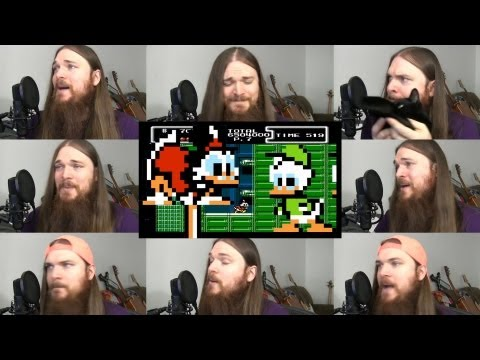 DuckTales - The Moon Theme Acapella