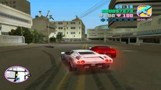Love Juice-Misja #24-GTA Vice City (HD)