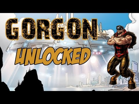 Marvel Avengers Alliance: First Look at Gorgon (Recruited and in Action)