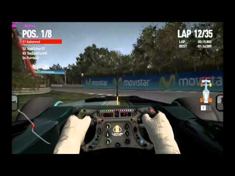 F1 2010 Apex Racing League- Round 7: Canadian Grand Prix