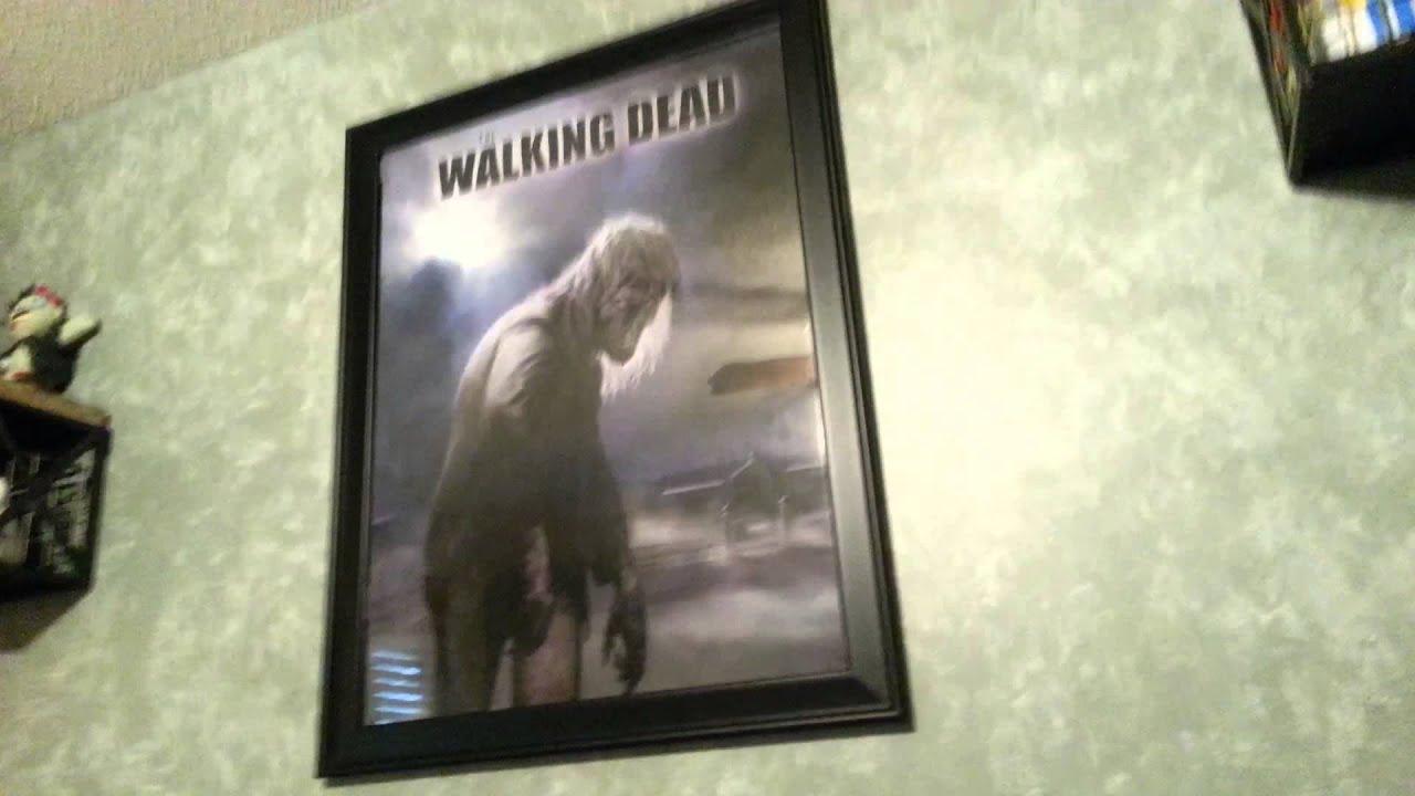 Walking Dead Bedroom Wallpaper Walking Dead Bedroom