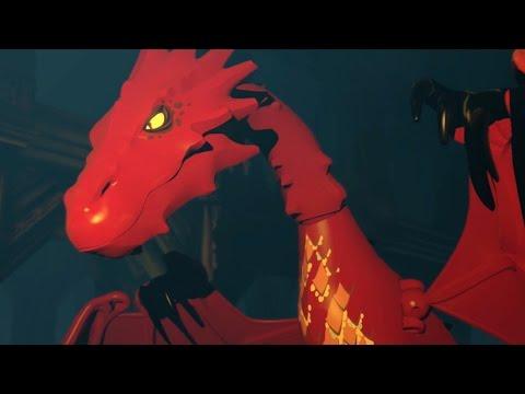 Lego The Hobbit - Smaug - Part 20