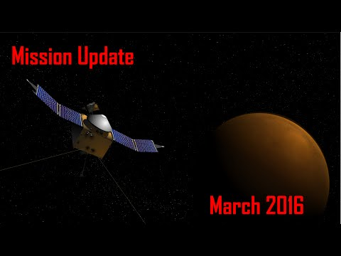 Mars One Mission Update: March 2016