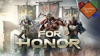 For Honor [Closed Beta] - Primeras Impresiones en PC Alienware Alpha