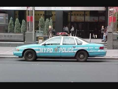1990 Ford Taurus >> 1990's Police Collection - YouTube