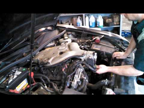Spark Plug Replacement Cadillac Cts 3 6l 2007 Ignition