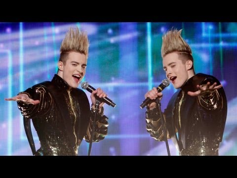 Eurosong Winners 2012 - Jedward - Waterline