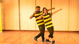 High Heels(KI & KA)   Zumba Choreo by Naveen Kumar & Jyothi Puli