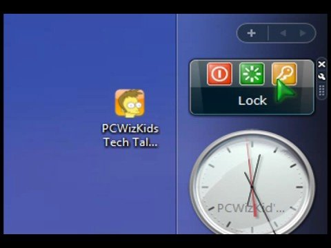 Windows Vista - Using Gadgets