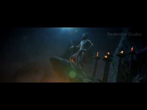 Ranadheeran - India's 1st 3d animated Trailer using Open source pipeline