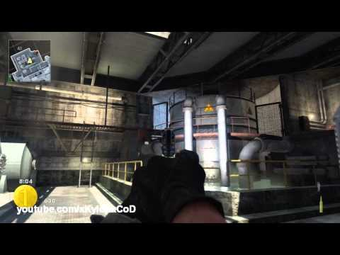 Call of Duty Black Ops - One in the chamber &amp; Theater gameplay