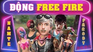 [BẢN FULL] Động Free Fire - Động Thăng Thiên - LEG | NamteGaming