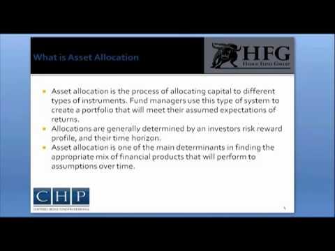 Asset Allocation | CHP