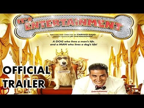Entertainment Official Trailer | Akshay Kumar, Tamannah, Mithun Chakraborty, Sonu Sood