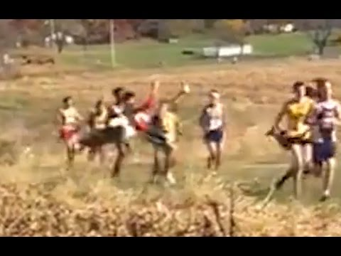 Deer Takes Out Cross Country Runner