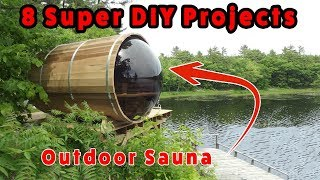 8 Super Do-It-Yourself Projects #5