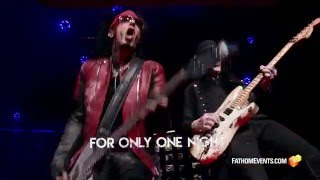 """Mötley Crüe: The End"" - Official Trailer"
