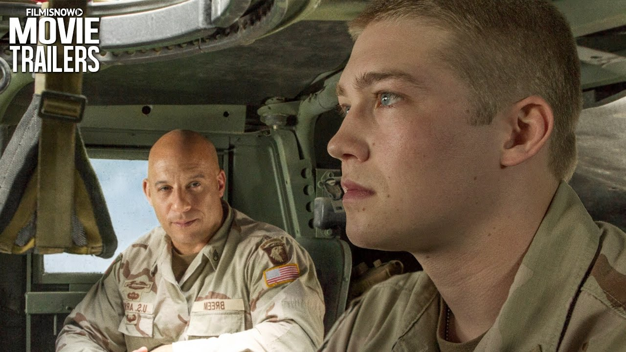 Ang Lee's BILLY LYNN'S LONG HALFTIME WALK Trailer 2