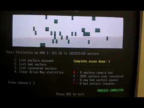 Hdd regenerator 2011 инструкция