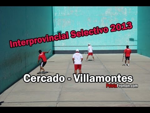 Interprovincial Selectivo Tarija 2013 CERCADO-VILLAMONTES - Video 2