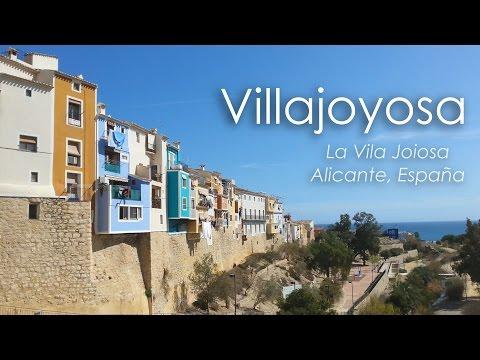 VILLAJOYOSA. Alicante, España