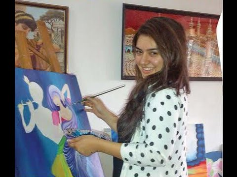 Hansika's artwork sold for 15 Lakhs | Hot Tamil Cinema News | Next Movie