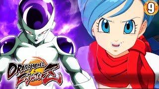 BULMA HAS GOT SOME SERIOUS GUTS!!! Dragon Ball FighterZ Story Mode Walkthrough Part 9