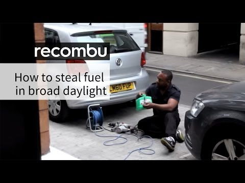 Joyride: How to steal fuel in broad daylight
