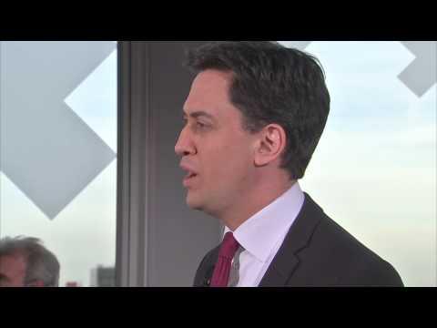 #AskTheLeaders - Ed Miliband