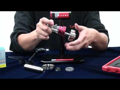 BB86 Bearings replacement by CEMA SRC-TT-B006