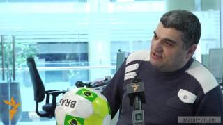 Ֆուտբոլի ազգային հավաքականի մարզիչը հրաժարական է տվել