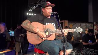 "Sublime Video - Rome from Sublime w/Rome Live at NAMM ""Badfish"""