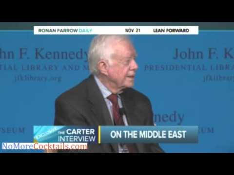 Hamas Loving Jimmy Carter: Hillary Clinton's Defense Of Israel 'Concerns Me'