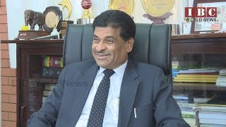 IBC World News_Interview with Prof.K.S.Rangappa_Vice Chancellor, University Of Mysore_Part-01